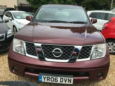 used Nissan Pathfinder 2.5 SVE DCI 5d 172 BHP Estate 2006