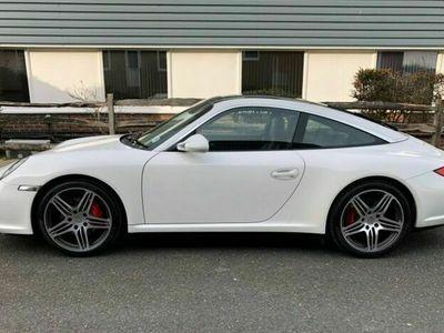 used Porsche 997 3.8 4S Targa AWD 2dr