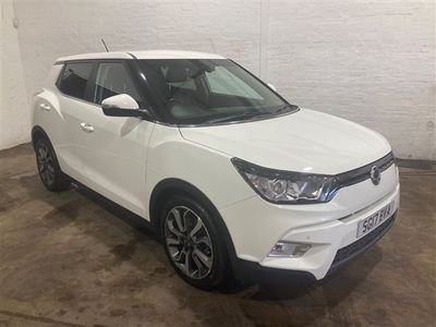 used Ssangyong Tivoli 1.6 D ELX 5dr Auto