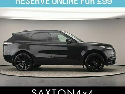 used Land Rover Range Rover Velar 2.0 D240 R-Dynamic S Auto 4WD (s/s) 5dr