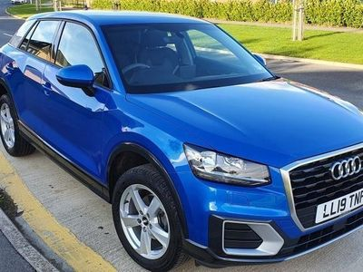 used Audi Q2 1.5 TFSI CoD 35 Sport S Tronic (s/s) 5dr