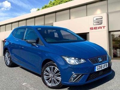 used Seat Ibiza 1.0 TSI (95ps) XCELLENCE (s/s) 5-Door