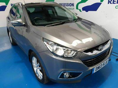 used Hyundai ix35 2.0 CRDi 16v Premium 4WD 5dr