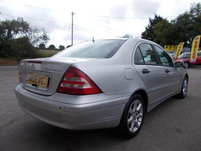 used Mercedes C200 C ClassClassic SE 4dr Auto