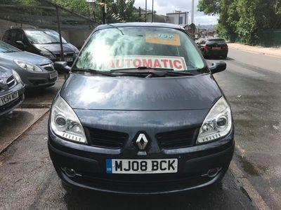 used Renault Scénic 1.6 VVT Dynamique 5dr Auto