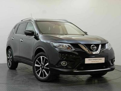 used Nissan X-Trail 2.0 dCi 177 2WD Tekna SE X-Tronic Auto with 5 Seats