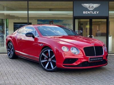 used Bentley Continental GT V8 S MDS 4.0 2dr