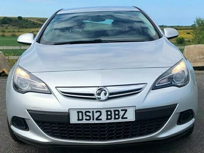 used Vauxhall Astra GTC Coupe 1.4T 16V (140bhp) Sport 3d