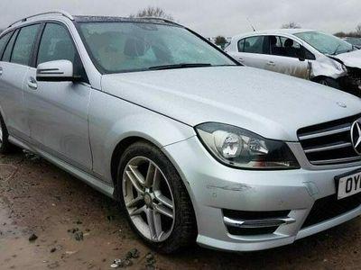 used Mercedes C250 C-Class EstateCDI AMG Sport Edition (Premium Plus) 5d Auto