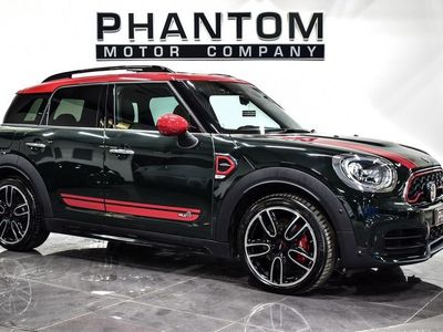used Mini John Cooper Works Countryman 2.0 Cooper Works Auto ALL4 (s/s) 5dr