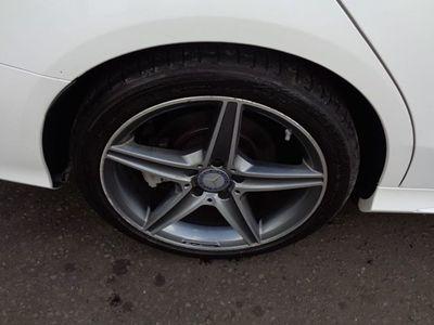 used Mercedes C220 C-Class EstateBlueTEC AMG Line 5d Auto