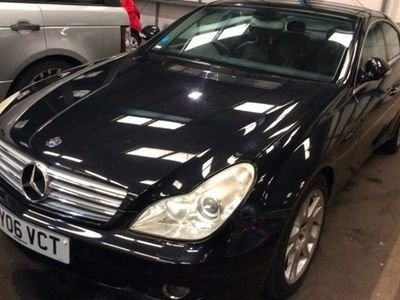 used Mercedes CLS320 CLS CoupeCDI (09/05-01/08) 4d Tip Auto