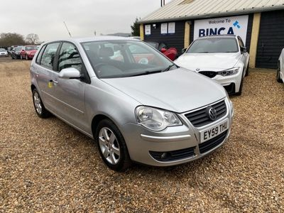 used VW Polo MATCH (80BHP) 1.4 5dr