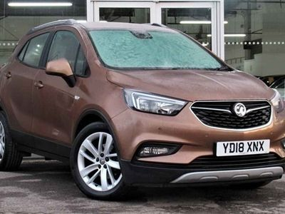 used Vauxhall Mokka 1.4T Active 5dr