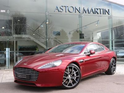 used Aston Martin Rapide S Coupe