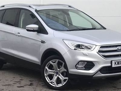 used Ford Kuga 1.5 Ecoboost St-Line X 5Dr 2Wd