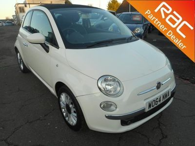 used Fiat 500C LOUNGE Convertible c convertible