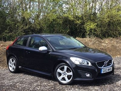 used Volvo C30 2.0 R DESIGN 3dr - FULL SERVICE HISTORY - LOVELY CONDITION