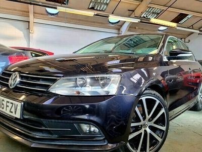 used VW Jetta 2.0 TDI BlueMotion Tech GT DSG (s/s) 4dr