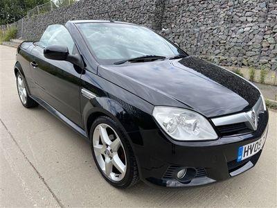 used Vauxhall Tigra 1.4 Exclusiv