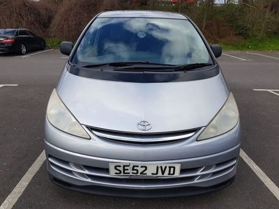 used Toyota Previa 2.0 D-4D GS 5dr (8 Seat)