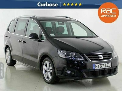used Seat Alhambra 2.0 TDI CR Xcellence [184] 5dr DSG