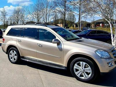 used Mercedes GL420 GL Class 4.0CDI 5dr