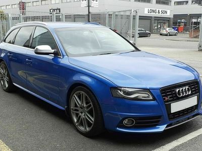 used Audi S4 Avant 3.0 TFSI V6 S Tronic quattro 5dr