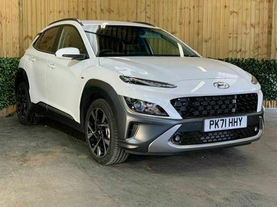 used Hyundai Kona 1.0 T-GDi MHEV Premium (s/s) 5dr hatchback