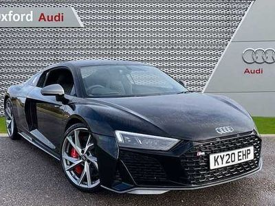 used Audi R8 Coupé V10 performance quattro 620 PS S tronic