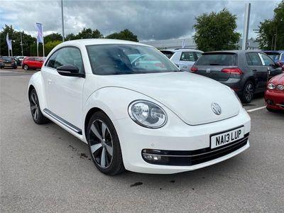 used VW Beetle 2.0 TDI Sport 3dr
