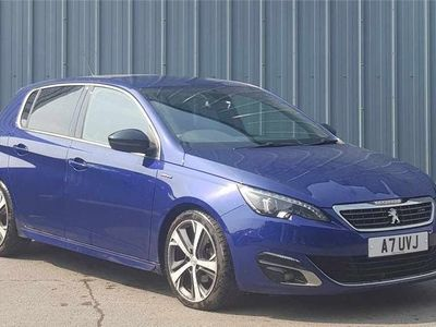 used Peugeot 308 1.6 HDi 115 GT Line 5dr