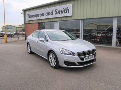 used Peugeot 508 Blue HDI Allure 2.0 (150ps) 4dr
