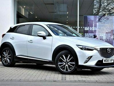 used Mazda CX-3 1.5d Sport Nav 5dr AWD
