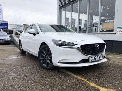 used Mazda 6 2.2D Se-L Lux Nav+ 4Dr