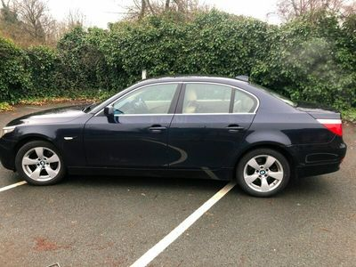 used BMW 523 5 Series i SE 4dr One Owner Spare key