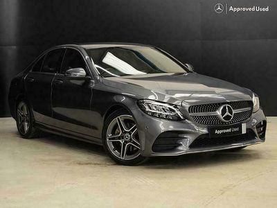 used Mercedes C200 C ClassAMG Line Saloon 1.5 4dr