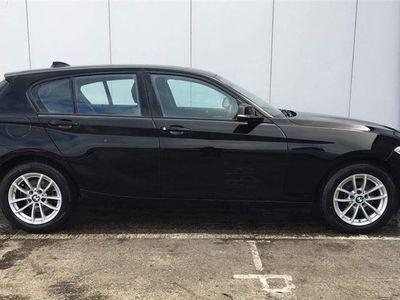 used BMW 116 1 Series D Se 5Dr [Nav]