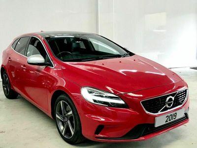 used Volvo V40 2.0 D2 R-Design Edition Auto (s/s) 5dr