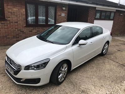used Peugeot 508 2.0 HDi Allure Auto 4dr