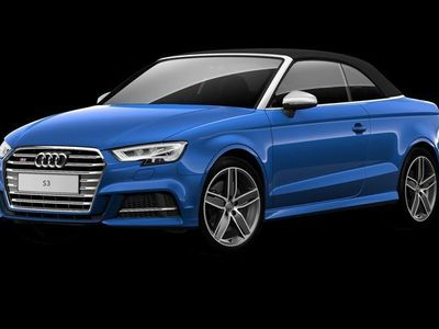 used Audi A3 Cabriolet S3 TFSI 300 Quattro 2dr S Tronic