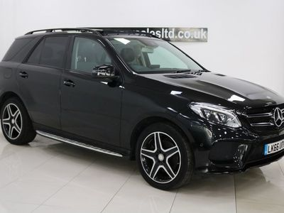 used Mercedes GLE250 Gle Class 2.1AMG Line (Premium) G-Tronic 4MATIC (s/s) 5dr