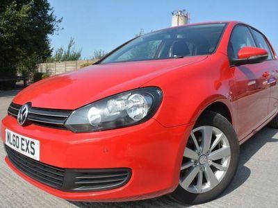 used VW Golf 1.6 MATCH TDI 5d 103 BHP SAT NAV*2 OWNERS*12 MONTHS MOT*