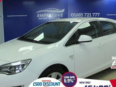 used Vauxhall Astra DIESEL MANUAL HATCHBACK 5 DOORS
