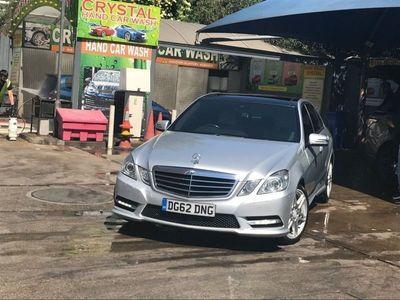 used Mercedes E350 E Class 3.0CDI BlueEFFICIENCY Sport 7G-Tronic Plus (s/s) 4dr