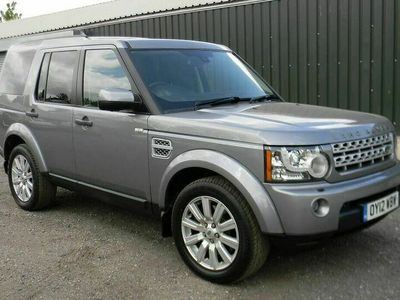 used Land Rover Discovery 4 3.0TD HSE 4X4 Auto