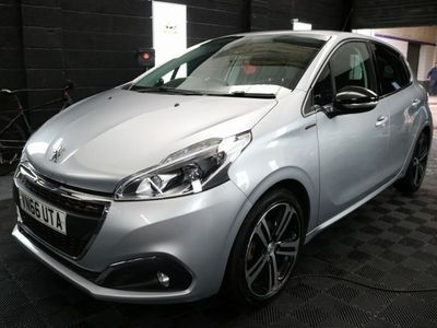 used Peugeot 208 1.6 BlueHDi GT Line (s/s) 5dr