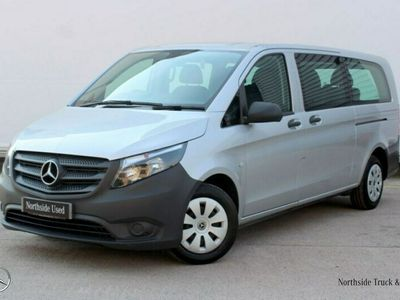 used Mercedes Vito 114 Bluetec Pro 8-Seater 7G-Tronic