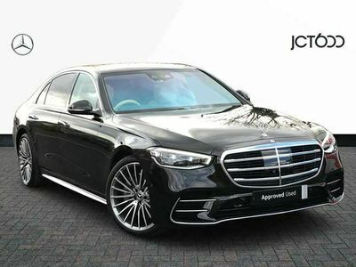 used Mercedes S350 S ClassL AMG Line Premium Plus 4dr 9G-Tronic diesel saloon