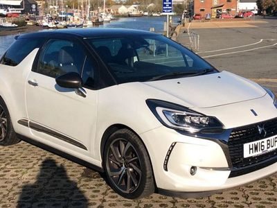 used DS Automobiles DS3 1.6 THP Prestige 3dr